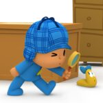 Pocoyo and the Mystery of the Hidden Objects  1.40 (MOD, Unlimited Money)
