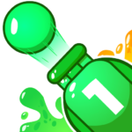 Power Painter – Merge Tower Defense Game 1.17.1  (MOD, Unlimited Money)
