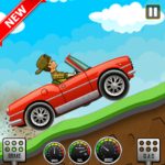 Racing the Hill 1.0.4  (MOD, Unlimited Money)