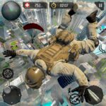 Real Commando Fire Ops Mission: Offline FPS Games  (MOD, Unlimited Money) 1.3.2