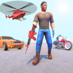 Real Gangster Real Crime: Action & Adventure Games 1.0.6 (MOD, Unlimited Money)