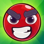 Red Bounce Ball: Jumping and Roller Ball Adventure  (MOD, Unlimited Money) 1.27