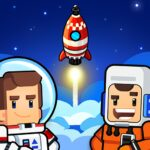 Rocket Star – Idle Space Factory Tycoon Game 1.49.2 (MOD, Unlimited Money)