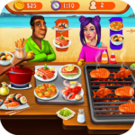 Seafood Cooking Chef: Addictive Free Cooking Games  (MOD, Unlimited Money) 1.6