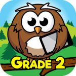 Second Grade Learning Games  5.7 (MOD, Unlimited Money)