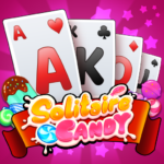Solitaire Candy Tripeaks : Free Card Games  (MOD, Unlimited Money) 1.3.0