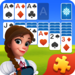Solitaire Jigsaw Puzzle 1.0.10 (MOD, Unlimited Money)