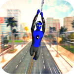 Spider hero game – mutant rope man fighting games  (MOD, Unlimited Money) 1.6