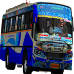 Tamil Bus Mod Livery | Indonesia Bus Simulator  (MOD, Unlimited Money) 1.10