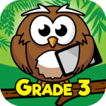 Third Grade Learning Games  5.6 (MOD, Unlimited Money)