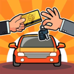 Used Car Tycoon Game  (MOD, Unlimited Money) 8.3