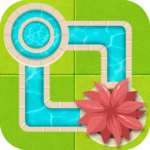 Water Connect Puzzle – Logic Brain Game  (MOD, Unlimited Money) 1.0.0.13