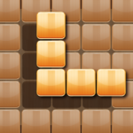 Wooden 100 Block Puzzle – Classic Wood Brain Game 2.6.2  (MOD, Unlimited Money)