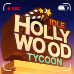 ldle Hollywood Tycoon  (MOD, Unlimited Money) 1.4.1