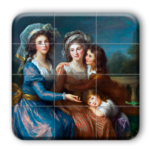 19th Century Paintings Switch Puzzle  (MOD, Unlimited Money) 1.220