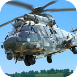 Army Helicopter Transporter Pilot Simulator 3D  (MOD, Unlimited Money) 1.35