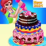 Cake Maker And Decorate – Cooking Maker Games  (MOD, Unlimited Money) 1.0.7