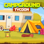 Camping Tycoon  (MOD, Unlimited Money) 1.5.71