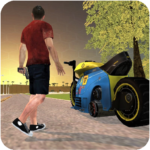 Car Theft of the Future  (MOD, Unlimited Money) 1.6