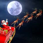 Christmas Flying Santa Gift Delivery  (MOD, Unlimited Money) 1.9