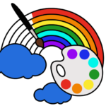 Coloring Games for Kids – Drawing & Color Book  (MOD, Unlimited Money) 4.5.3