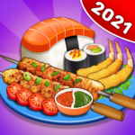 Cooking Max – Mad Chef's Restaurant Cooking Game  (MOD, Unlimited Money) 2.3.7