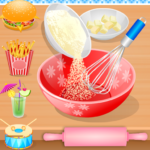 Cooking in the Kitchen – Baking games for girls  (MOD, Unlimited Money) 1.1.74