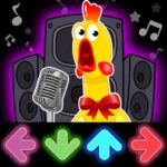 Dancing Chicken: FNF music game  (MOD, Unlimited Money) 1.1.1