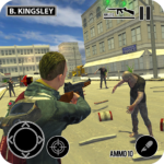 Deadly Town: Shooting Game  (MOD, Unlimited Money) 1.4