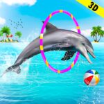 Dolphin Water Stunts Show  (MOD, Unlimited Money) 1.3.1