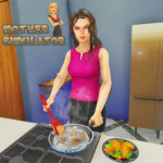 Dream Mother Simulator: Happy Family Life Games 3D  (MOD, Unlimited Money) 1.0.4