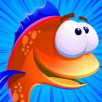 FISH GAMES : offline games that don't need wifi  (MOD, Unlimited Money) 1.070
