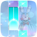 Fnafs Piano Tiles  (MOD, Unlimited Money) 1.4