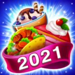 Food Pop: Food puzzle game king in 2021  (MOD, Unlimited Money) 1.6.3