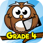 Fourth Grade Learning Games  (MOD, Unlimited Money) 6.0
