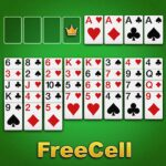 FreeCell Solitaire  (MOD, Unlimited Money) 3.0.6