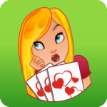 Hearts Deluxe – Free Card Game  (MOD, Unlimited Money) 2.6.1541