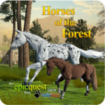 Horses of the Forest  (MOD, Unlimited Money)1.0.1