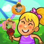 Kiddos in Amusement Park – Free Games for Kids  (MOD, Unlimited Money) 1.0.7