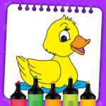Kids Coloring Book Paint & Coloring Games for Kids  (MOD, Unlimited Money) 1.0.1.2