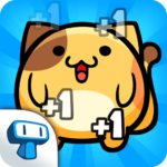 Kitty Cat Clicker – Hungry Cat Feeding Idle Game  (MOD, Unlimited Money) 1.2.12