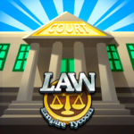 Law Empire Tycoon – Idle Game Justice Simulator  (MOD, Unlimited Money) 1.9.3