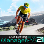 Live Cycling Manager 2021  (MOD, Unlimited Money) 1.54