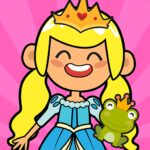 My Pretend Fairytale Land – My Royal Family Game  (MOD, Unlimited Money) 3.1