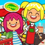 My Pretend Grocery Store – Supermarket Learning  (MOD, Unlimited Money) 2.3