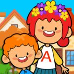 My Pretend Home & Family – Kids Play Town Games!  (MOD, Unlimited Money) 3.7