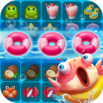 Ocean Connect Mania-Rescue Fish  (MOD, Unlimited Money ) 1. 0.7