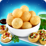 Panipuri Maker Indian Cooking Game  (MOD, Unlimited Money) 1.0.03