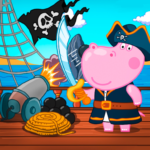 Pirate Games for Kids  (MOD, Unlimited Money) 1.2.5