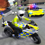 Police Car Driving – Motorbike Riding  (MOD, Unlimited Money) 1.38